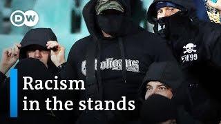 Racist chants and Nazi salutes sully England Bulgaria match | DW News