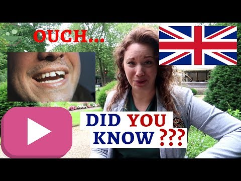 FOOD FACTS about British Food