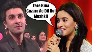 Alia Bhatt SINGS ROMANTIC Song For BF Ranbir Kapoor...This Will Prove Their LOVE Relationship