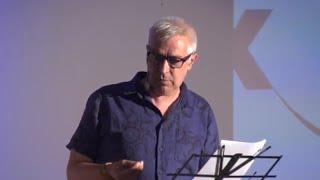 Raccontare la gente del territorio | Davide Van De Sfroos | TEDxEsinoLario