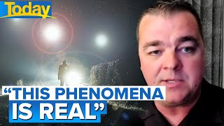UFO enthusiast exposes most convincing evidence of extraterrestrial life | Today Show Australia