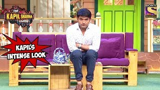 Kapil's Intense Look - The Kapil Sharma Show