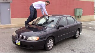 Here's Why This Kia Spectra Is the Best Car I've Ever Reviewed