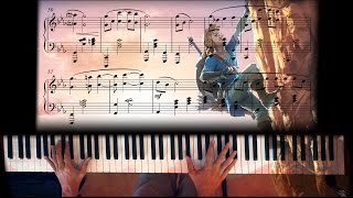 Zelda: Breath Of The Wild - Main Theme [piano & Sheet Music]