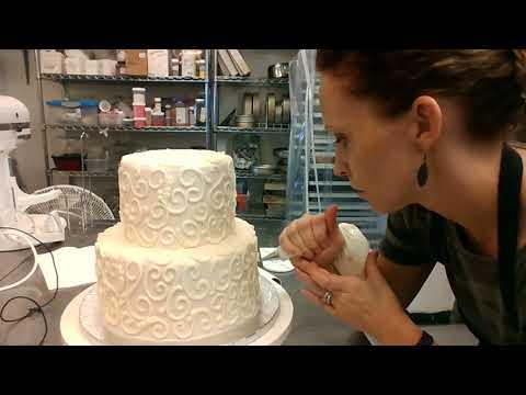 Scrolling on Cake