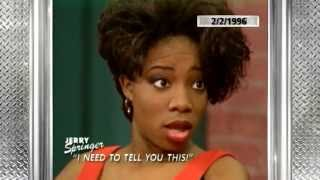 I Need To Tell You This (The Jerry Springer Show)