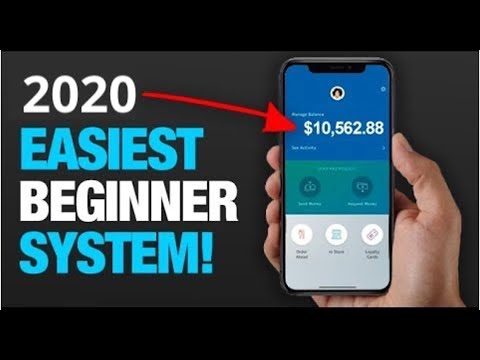 MAKE $10,000 EVERY MONTH IN 2018 (NO SURVEYS) THE EASIEST BEGINNER PROOF METHOD! {PROOF!!}