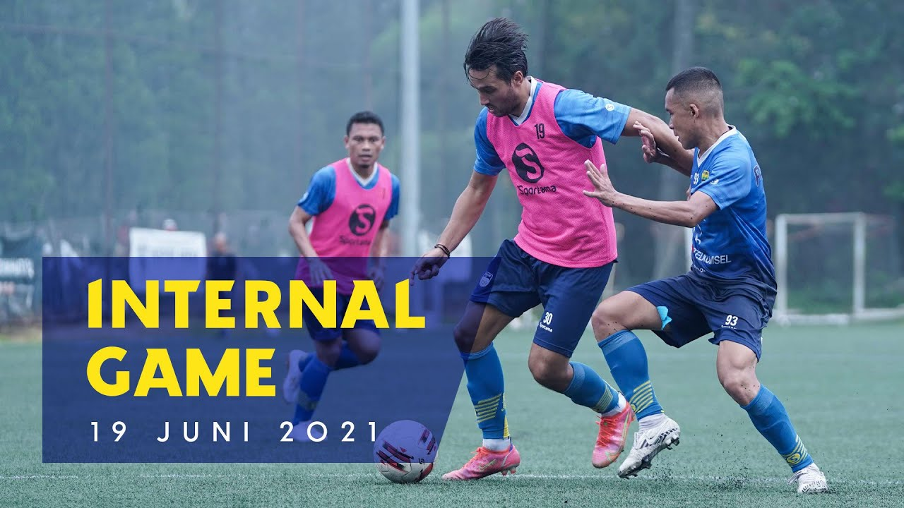 Highlights - Internal Game   19 Juni 2021