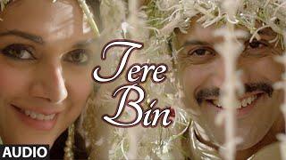 Tere Bin Full Audio Song  Wazir  Farhan Akhtar Aditi Rao Hydari  Sonu Nigam Shreya Ghoshal