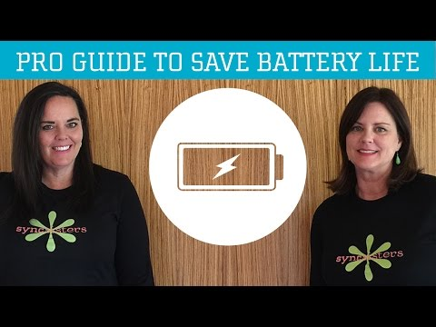 Pro Guide to Save Battery Life - iPhone & iPad