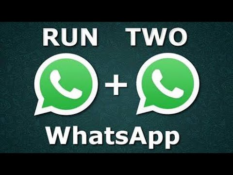 Install 2 Whatsapp in iPhone |  2 Whatsapp Dans 1 iPhone|