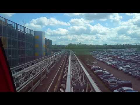 Birmingham International to Birmingham Airport Notlev