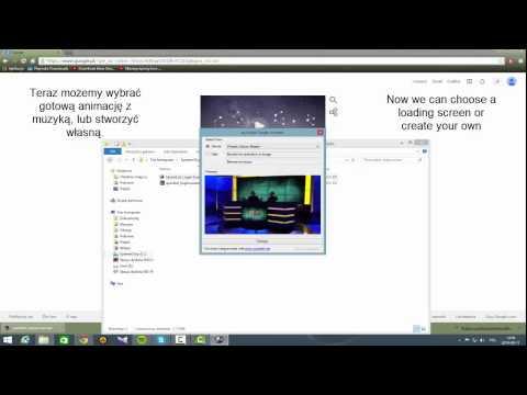 How to change login screen/Jak zmienić ekran logowania League of Legends HD