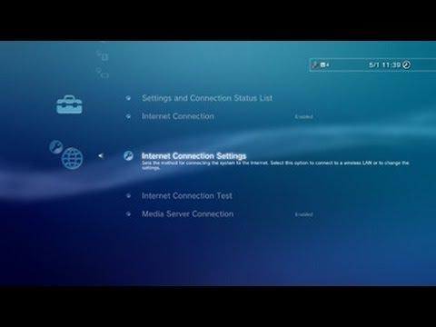 ERROR AL CONECTAR PS3 VIA WIFI ?
