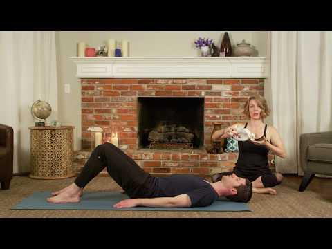 Yoga for Interstitial Cystitis [trailer]