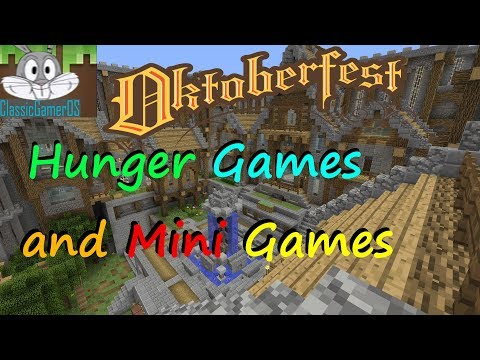 Hungry Games And Mine Games (Oktoberfest)