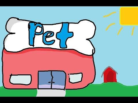 build a pet shop tutorial! | Minecraft!