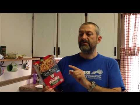 Ultimate Hamburger Helper Review
