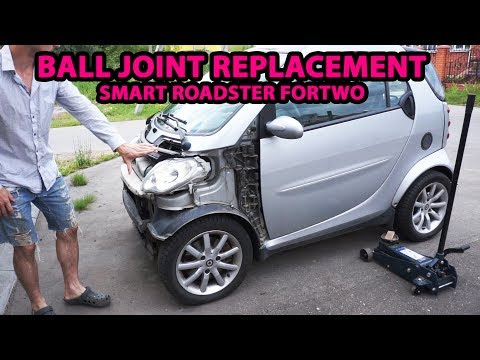 Ball Joint Replacement Smart Fortwo & Roadster