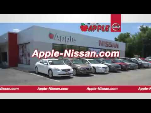 Apple Nissan: PA Nissan dealer, York used cars and trucks