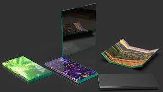 2020 Foldable Phone - Symetium Foldable Phone