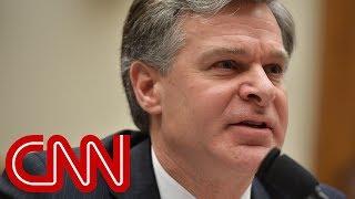 FBI Director responds to Trump