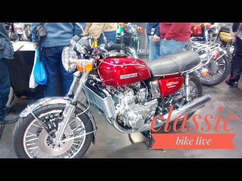 classic bike live 2 East Of England Arena Peterborough October 2017