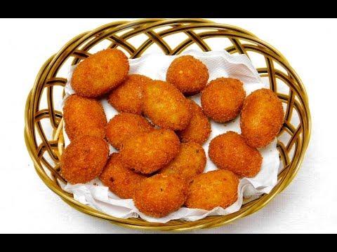 Easy Potato Nuggets Recipe