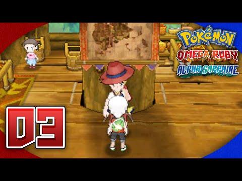 Pokémon Omega Ruby and Alpha Sapphire Walkthrough (Bonus) - Part 3: Creating Our Secret Base