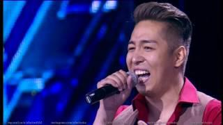 Алибек Сурабалдинов. X Factor Казахстан. Прослушивания. Четвертая серия. Пятый сезон.