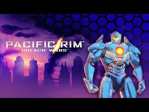 Official Pacific Rim Breach Wars (by Kung Fu Factory) Teaser Trailer ( iOS / Android )