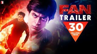 Fan | Official Trailer | Shah Rukh Khan
