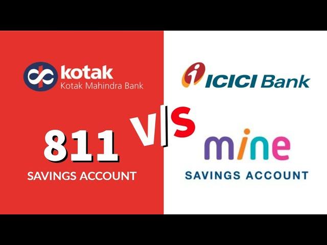 Download ICICI Mine v/s Kotak 811 Savings Account   Best Zero Balance Bank Account MP3 Gratis