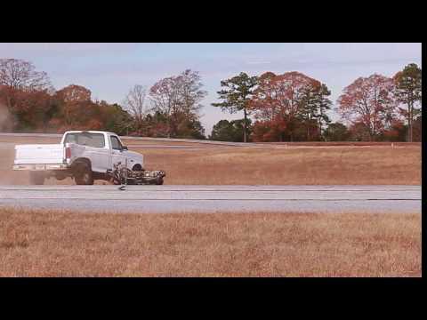 Motorcycle Crash Testing