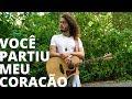 Nego do Borel - Você Partiu Meu Coração (Enzo Romani cover acústico) Nossa Toca na Rua