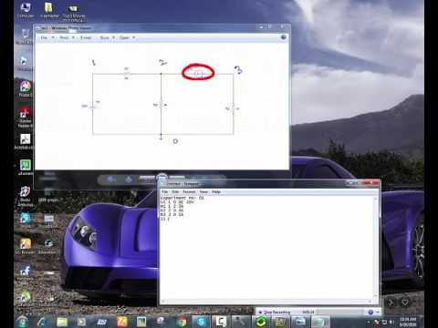 Pspice Circuit simulation Bangla tutorial Part -2  with Example