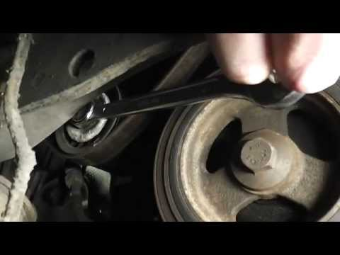 Ford Focus Serpentine / Auxiliary Belt Change