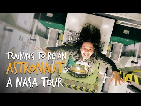 Training to be an astronaut! A tour of the NASA Johnson Space Center