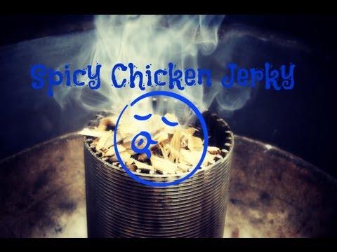 Spicy Chicken Jerky BBQ Recipe - Pitmaster X