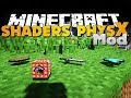 Minecraft Mod - Physics, 3D, and Shaders - Make Minecraft Beautiful