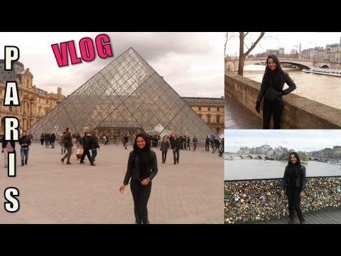 Vlog Paris : Louvre, Catedral de Notre-Dame, Rio Sena, Museu de Rodin, Pantheon, Ponte do Amor