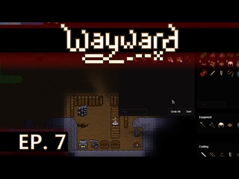 ★ Wayward gameplay - Ep 7 - Farming and flooring - early access / Steam (let's play) beta 2.0