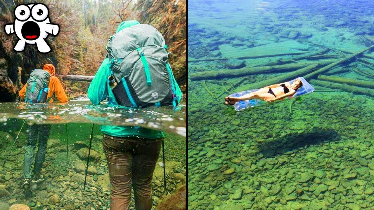 Beautiful Places Where The Water is Crystal Clear - Part 1
