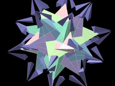 Stellation of the Icosahedron (3)