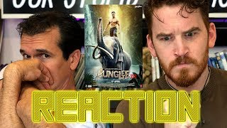 JUNGLEE | Vidyut Jammwal | Chuck Russell | Trailer REACTION!!!
