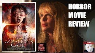 AGRAMON'S GATE ( 2020 Laurene Landon ) Horror Movie Review