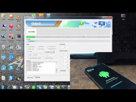 How to Update Samsung Galaxy S4 SM-i9500,SM-I9505 to Android 5.0.1 | Official Firmware