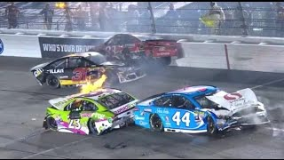 2016 Federated Auto Parts 400 - Big Wreck