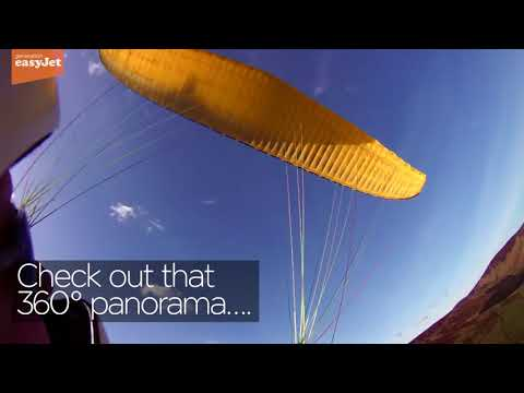 Isle of Man guide - Paragliding