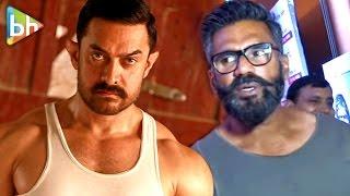 Suniel Shetty's Must Watch Response On Aamir Khan's Dangal Storm In China